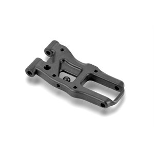 FRONT SUSPENSION ARM SHORT - GRAPHITE