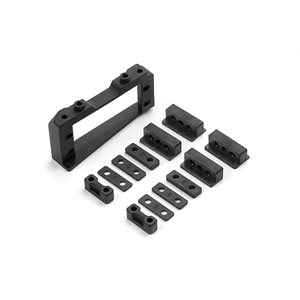 COMPOSITE STEERING SERVO HOLDER - SET