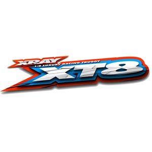 XRAY XT8.2 - 1 / 8 OFF-ROAD TRUCK