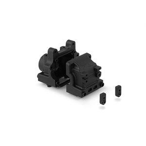 XB808 DIFF BULKHEAD BLOCK SET FRONT / REAR