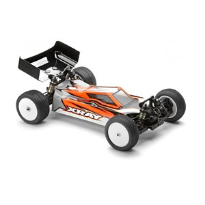 XRAY XB4D'21 - 4WD 1 / 10 ELECTRIC OFF-ROAD CAR