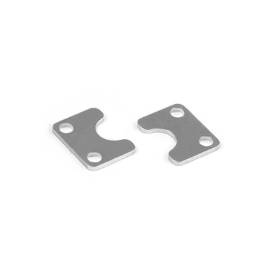 STEEL BRAKE PAD - LASER CUT (2)