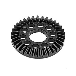 BEVELED DIFF. GEAR FOR BALL DIFF.
