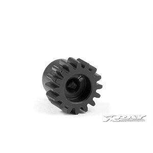STEEL PINION GEAR 16T  /  48