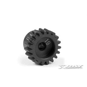 STEEL PINION GEAR 19T  /  48