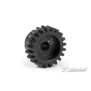 STEEL PINION GEAR 21T  /  48