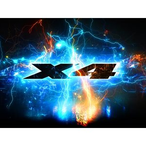 XRAY X4 - 1 / 10 TC - GRAPHITE