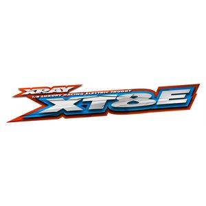 XRAY XT8E'22 - 1 / 8 ELECTRIC TRUGGY